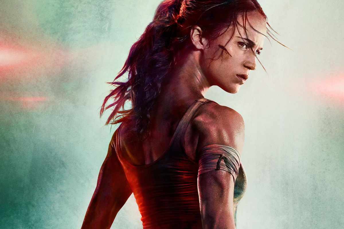 TOMB RAIDER Trailer Is Here — LARA CROFT