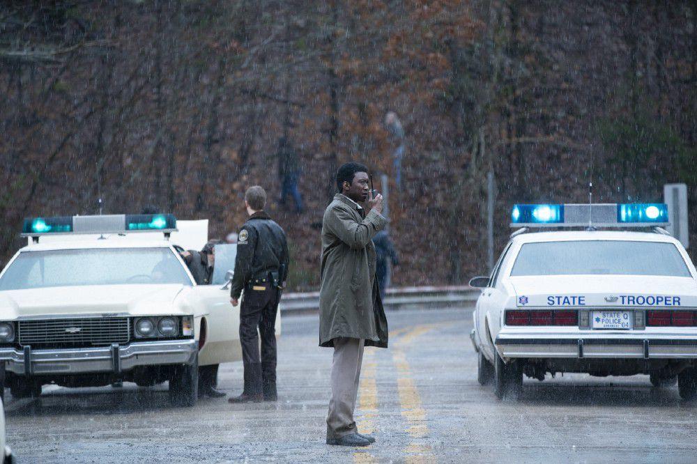 Mahershala Aliin True Detective season 3