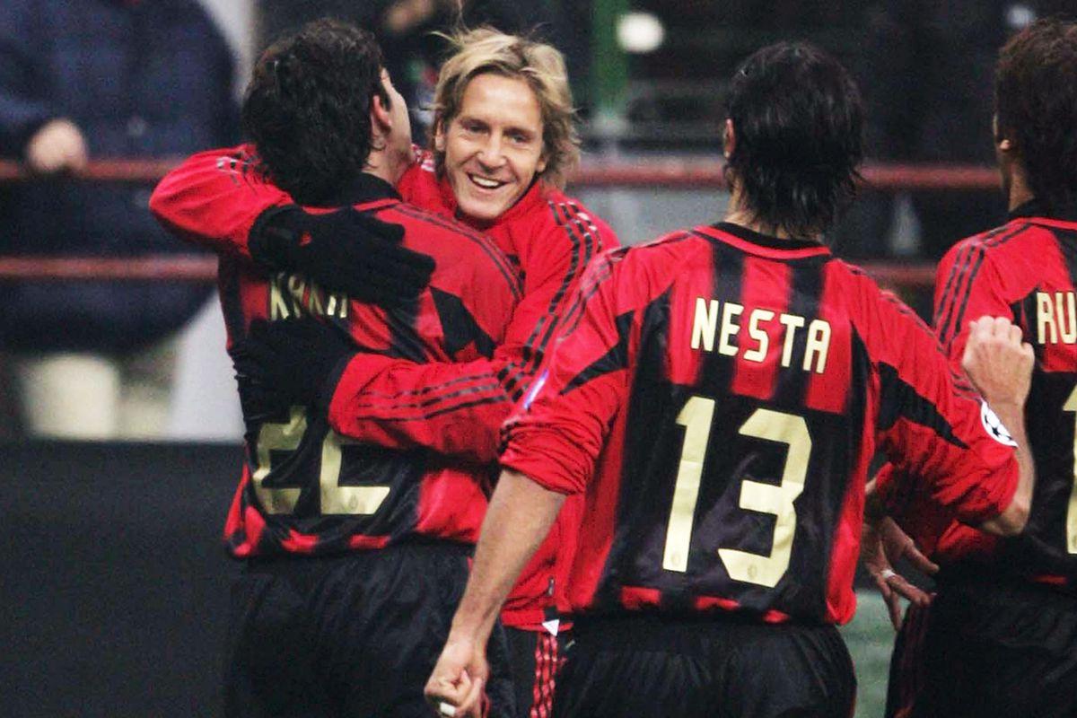 AC Milan v Shakhtar Donetsk
