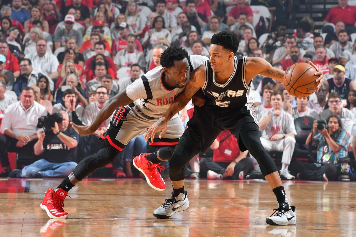 San Antonio Spurs v Houston Rockets - Game Four