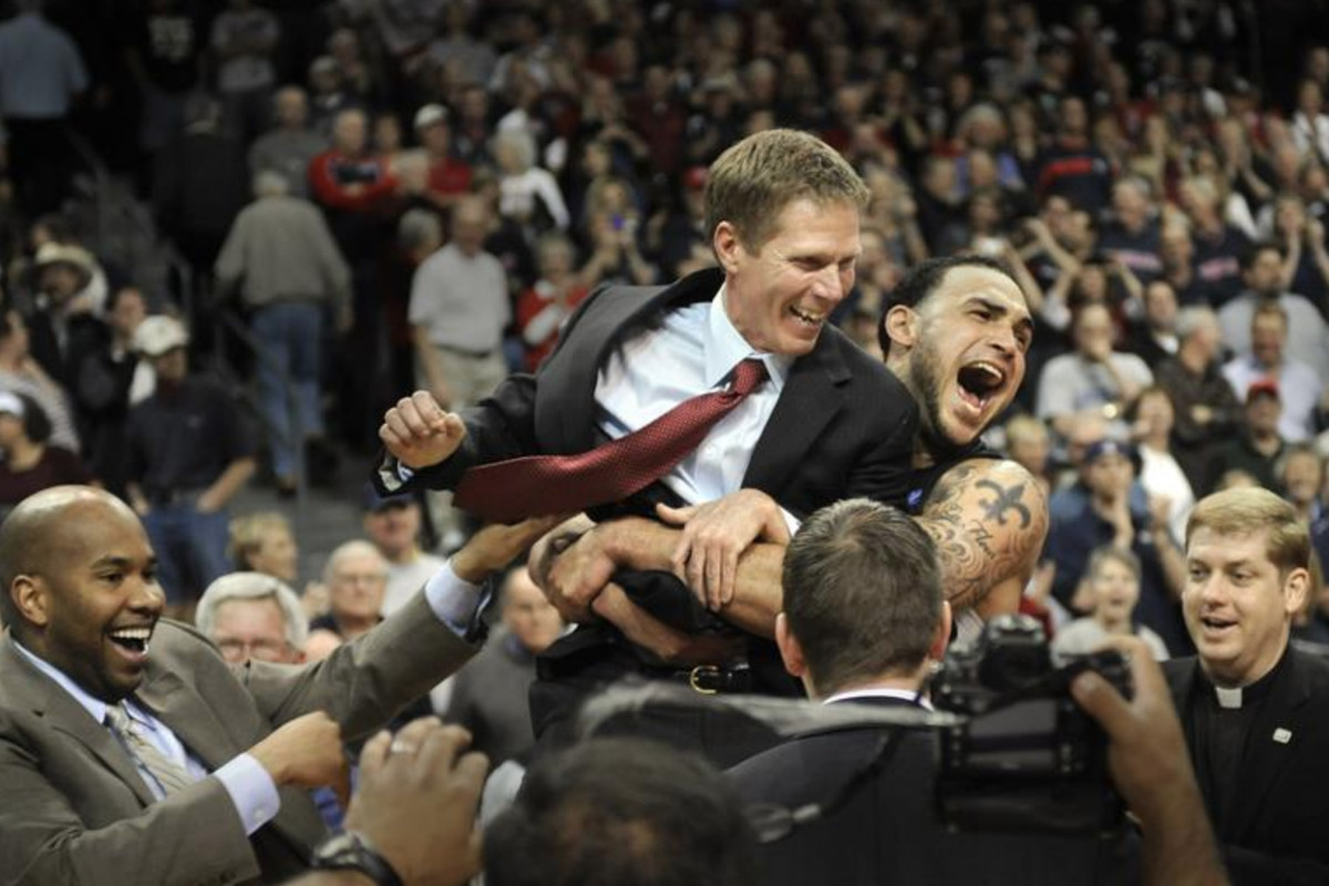 This Week in Gonzaga History: A Look Back at all 19 WCC Championship Games