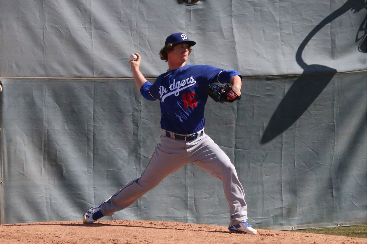 Grant Homes put up a 4.02 ERA in 20 games for Class-A Rancho Cucamonga, with 100 strikeouts and 43 walks in 105 innings.