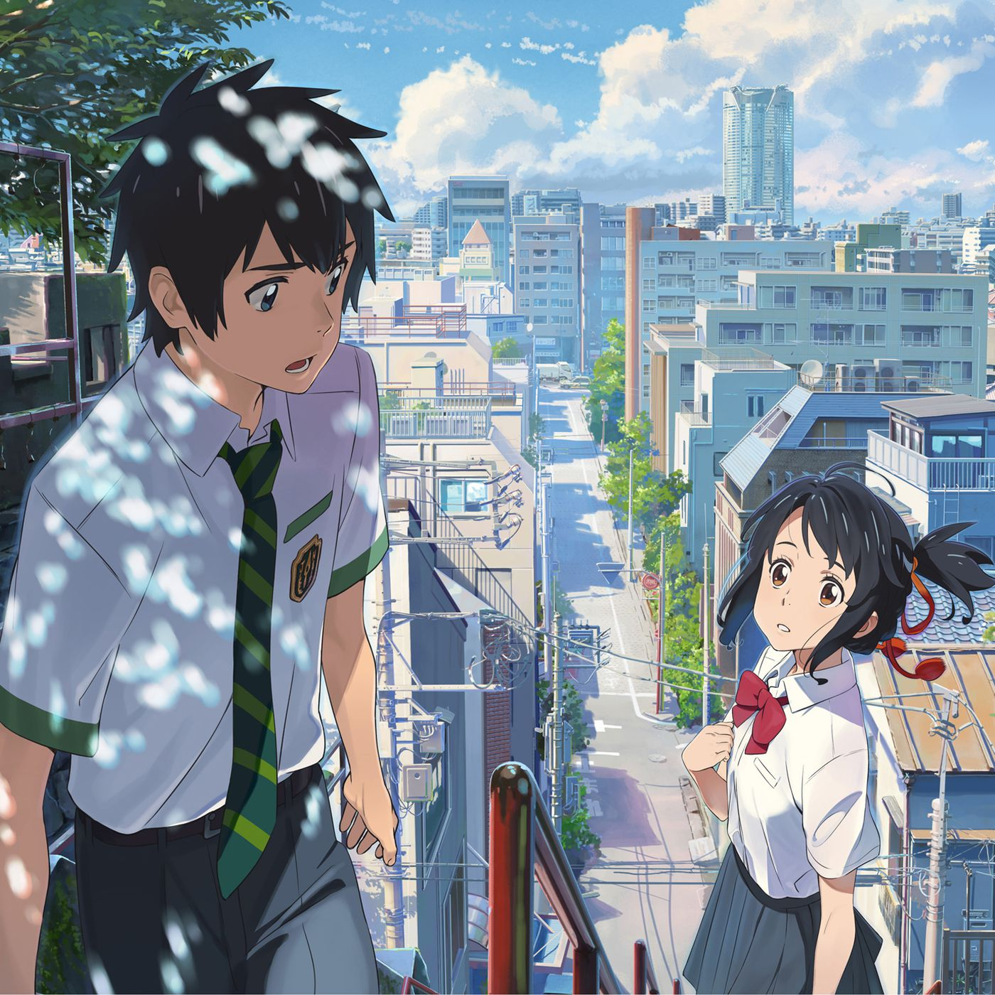 Your Name S Approach To Love Manages To Fix What Most Other Movies Get Wrong Polygon