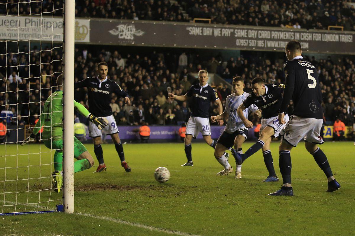 Millwall v Everton - FA Cup Fourth Round