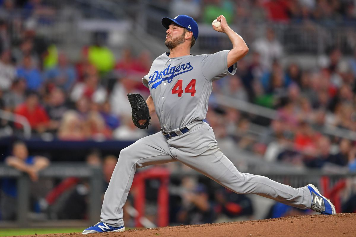 So You Might Beat The Dodgers Rich Hill Edition
