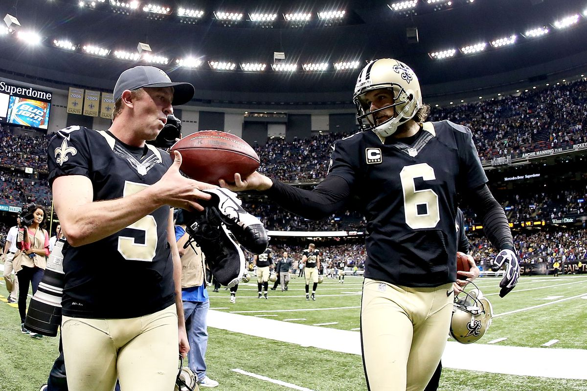 New York Giants v New Orleans Saints