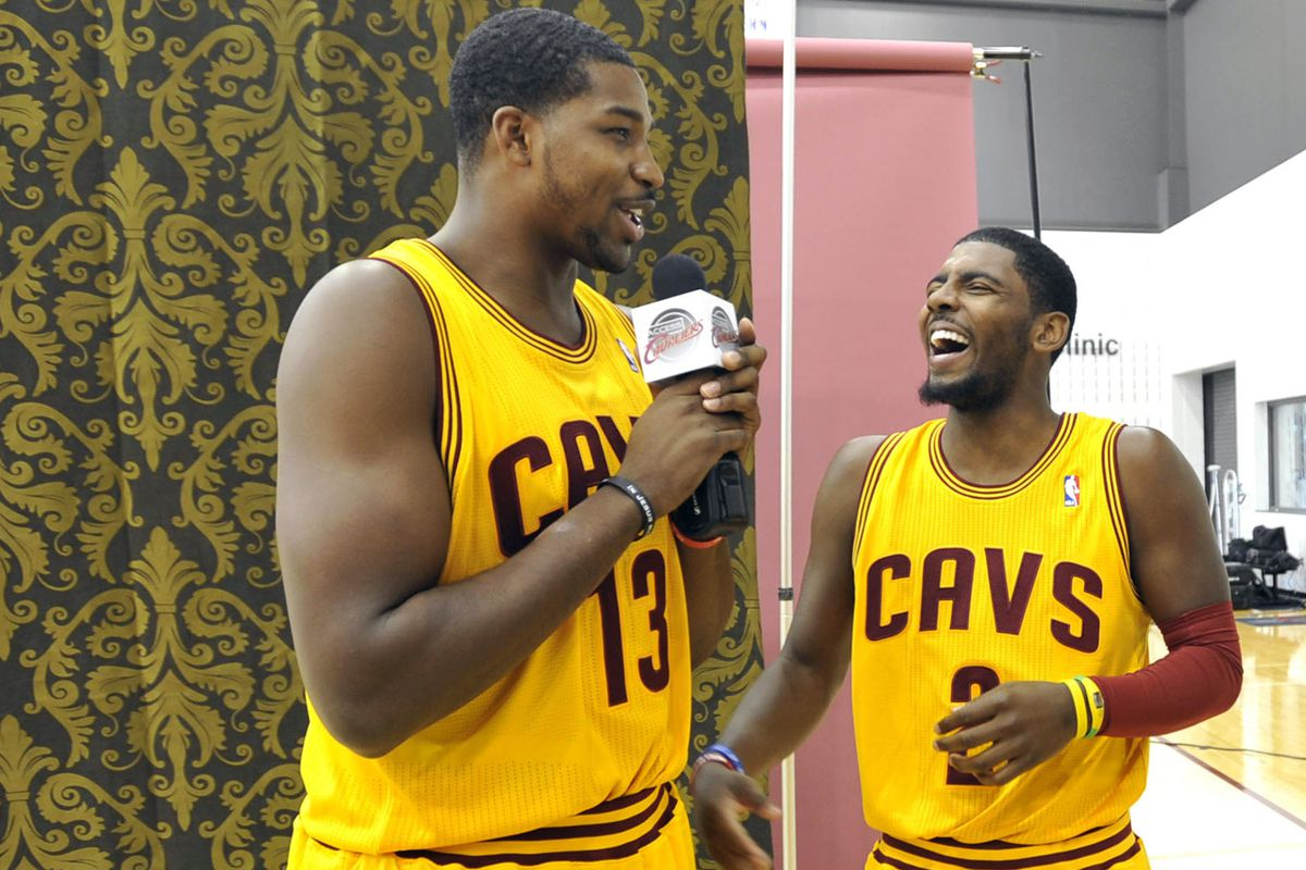 Tristan is answering all your questions over the next few days on the Cavs site ...