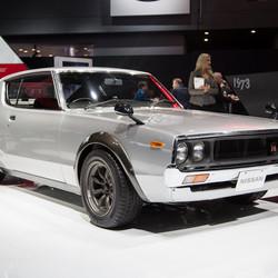 1973 Skyline 2000 GT-R (KPGC110)