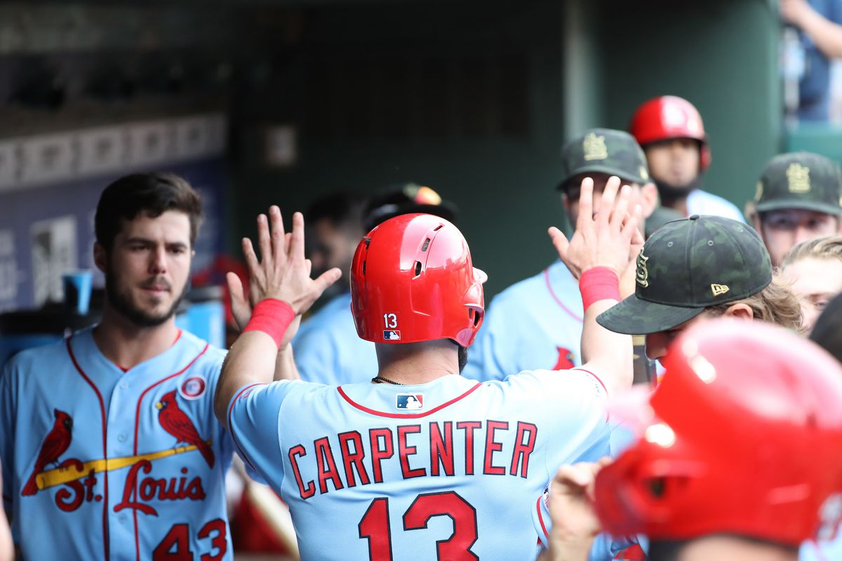 St Louis Cardinals v Texas Rangers