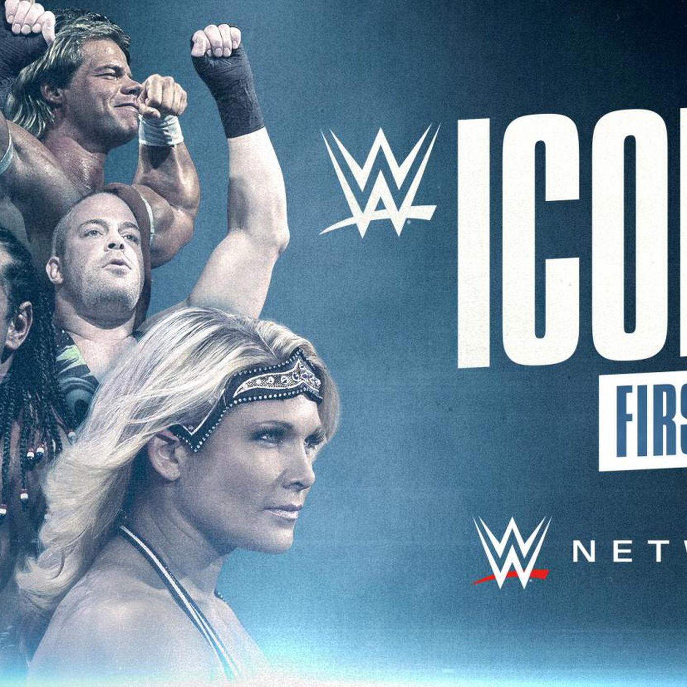 Watch WWE Icons : First Look 12/21/20