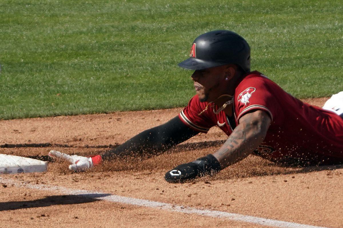 MLB: Los Angeles Angels at Arizona Diamondbacks