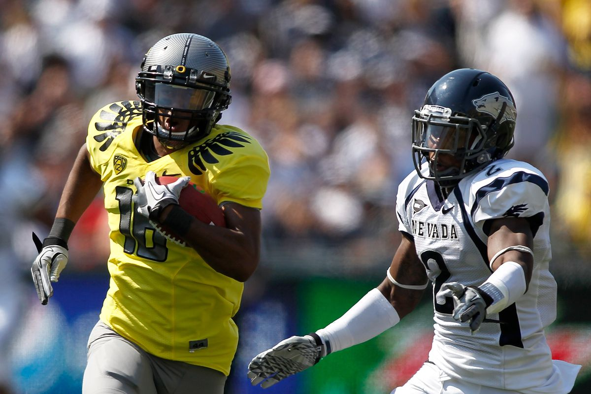 Game Thread: Oregon Ducks vs Nevada Wolf Pack - Addicted To