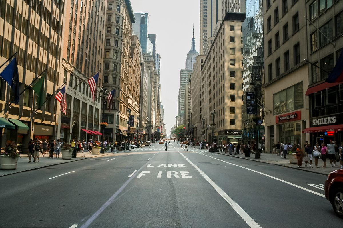 NYC Pedestrian Deaths Drop 32 Percent Last Year