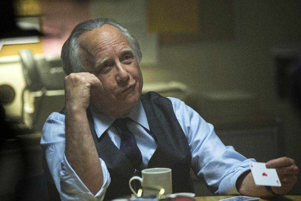 Richard Dreyfuss as Bernie Madoff