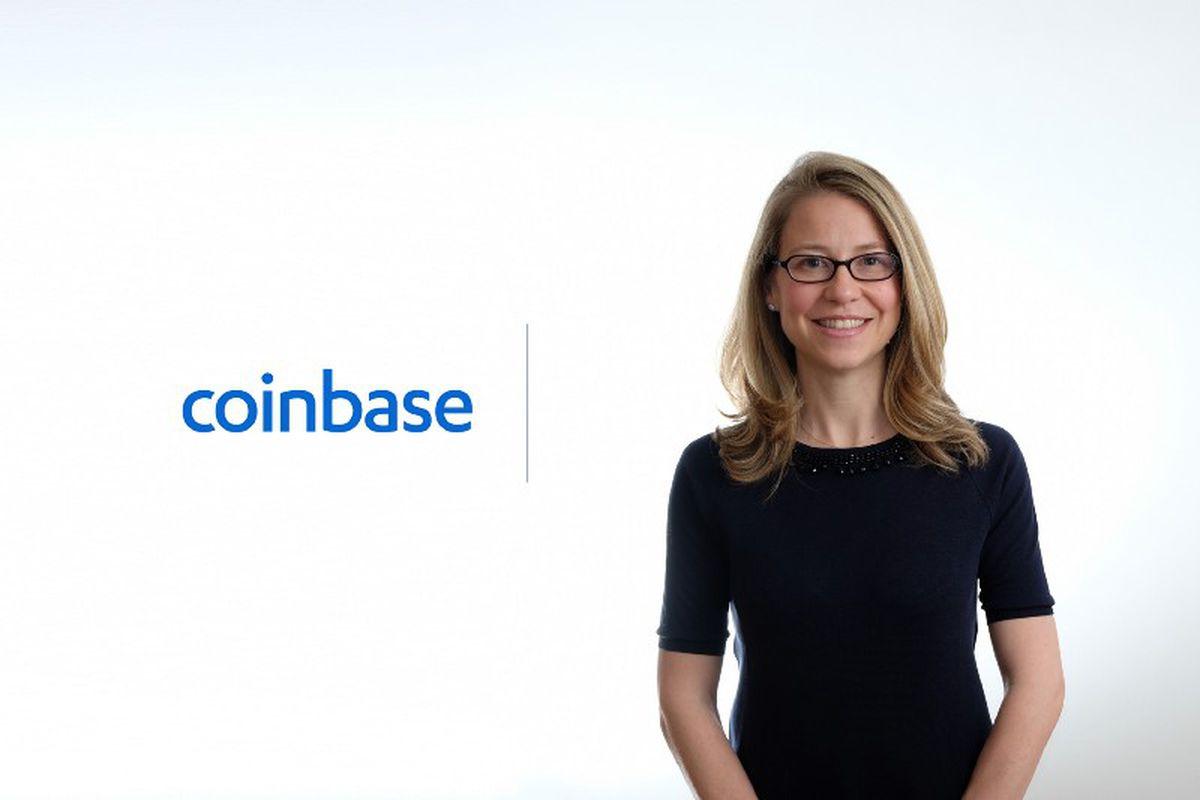 New Coinbase CFO Alesia Haas