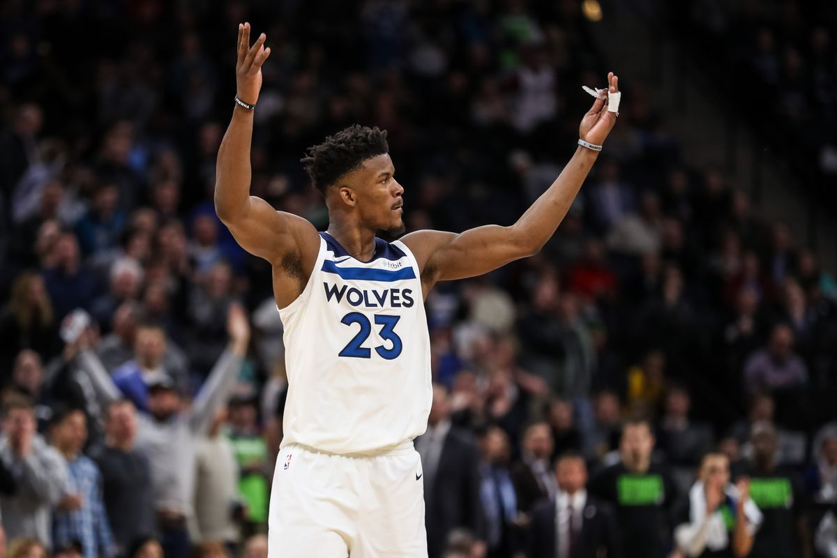4789f8a52ca NBA Free Agency Rumors: Jimmy Butler 'open' to joining LeBron James on the  Lakers