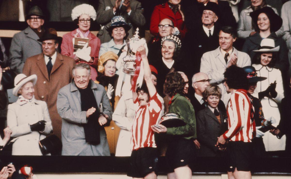 Sunderland FA Cup Winners 1973