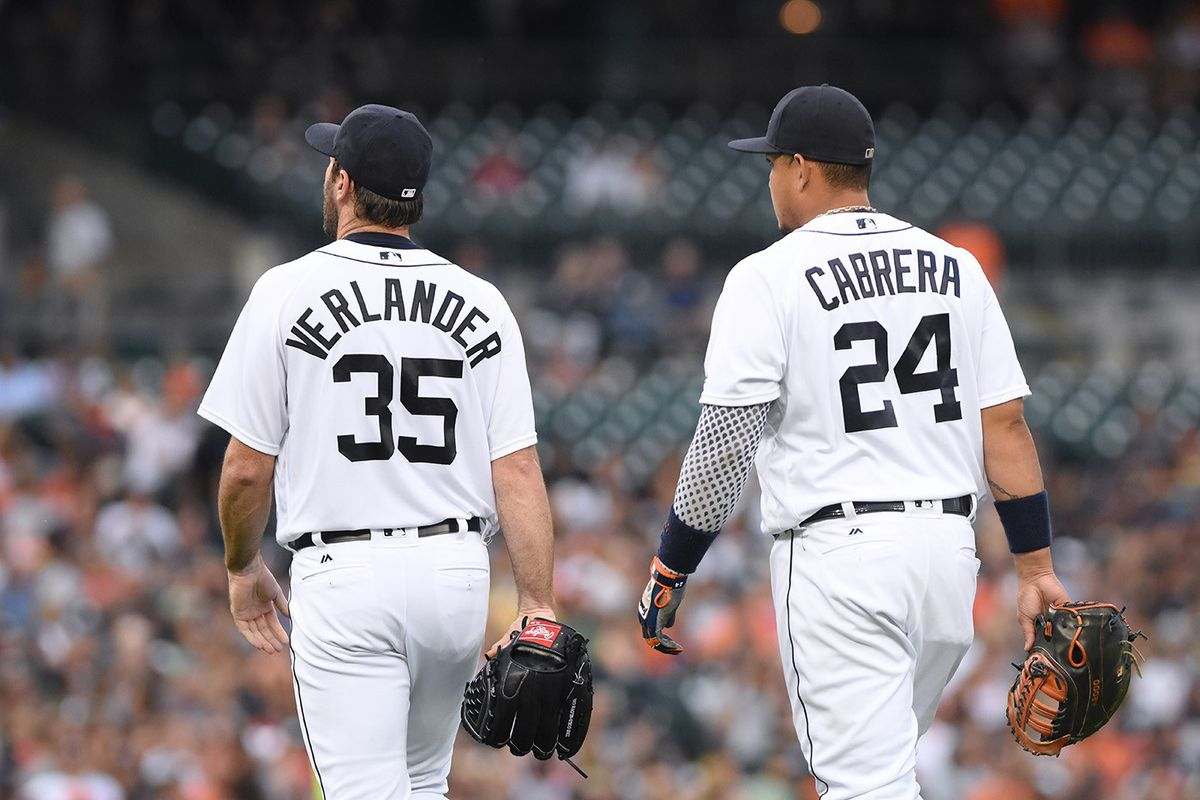 Justin Verlander and Miguel Cabrera (GettyImages)