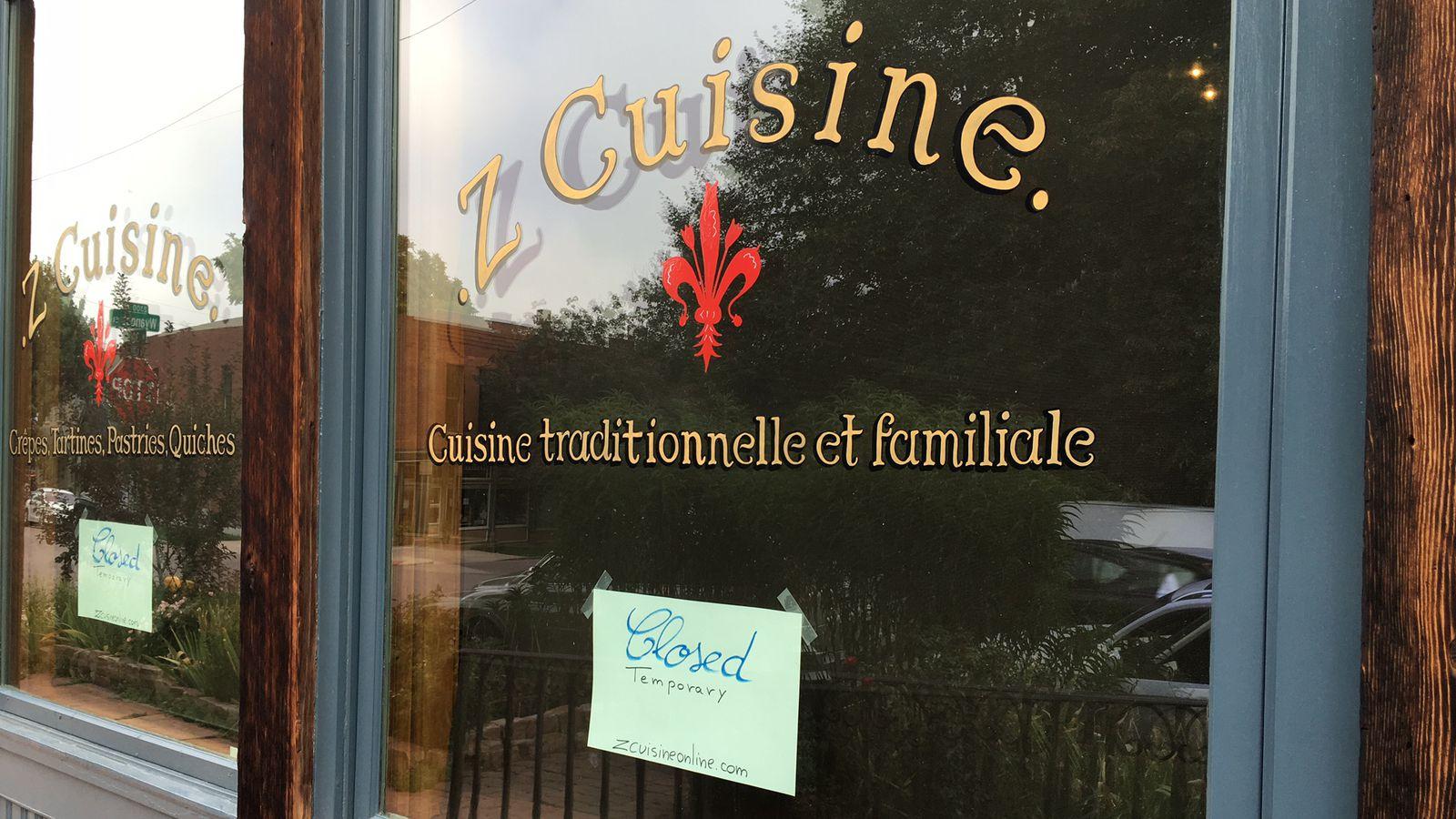 Eleven Year Old Z Cuisine Shuttered In Lohi Eater Denver