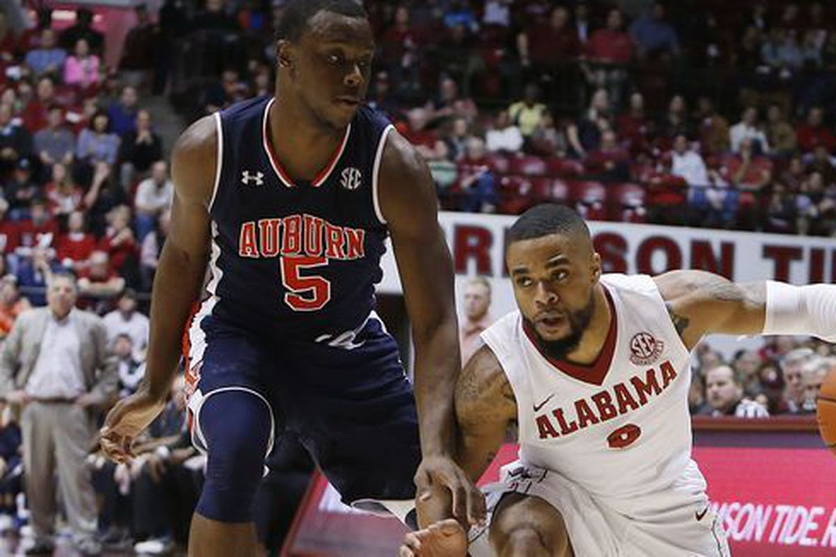Recent History Of The Iron Bowl Of Basketball College And