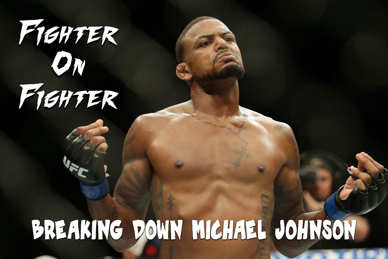 Fighter on Fighter: Breaking down The Ultimate Fighter 25 Finale's Michael Johnson