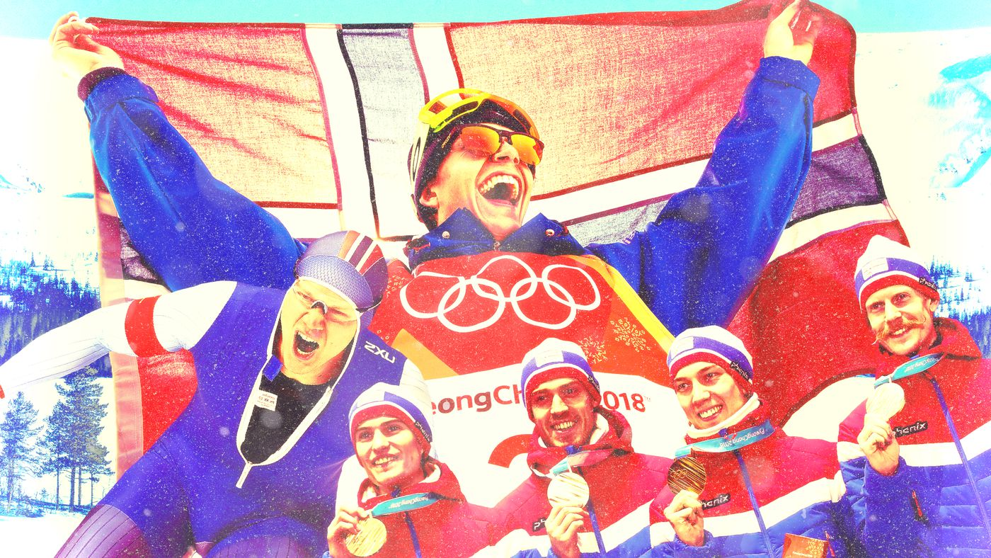 Why Is Tiny Norway Totally Dominating the Winter Olympics?