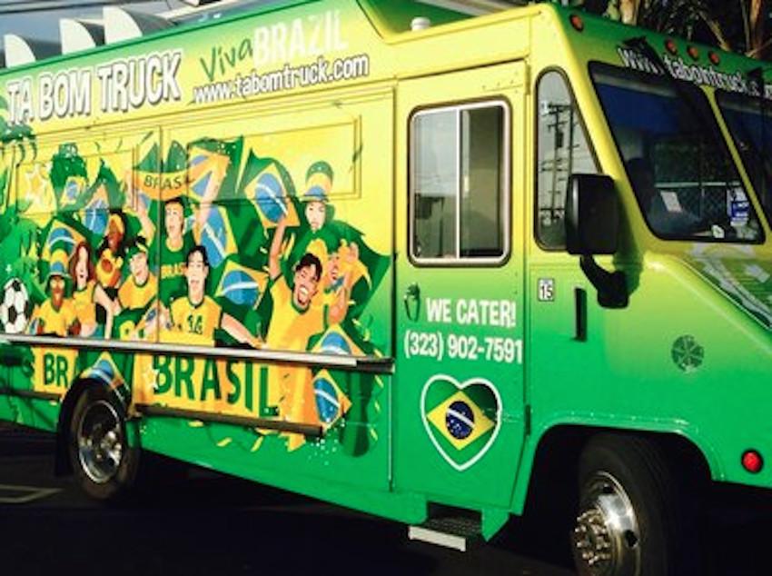 Ta Bom Truck