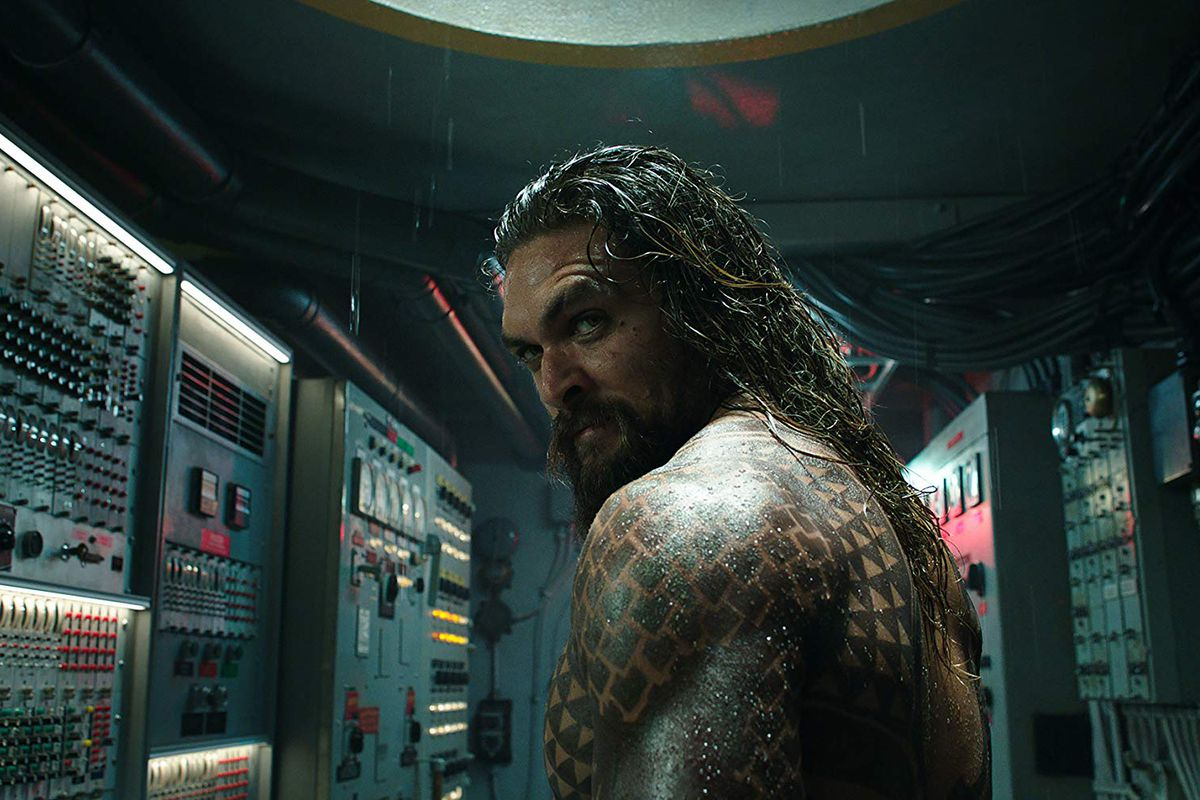 Aquaman Review Comic Book Fun But A Little Over Stuffed Vox