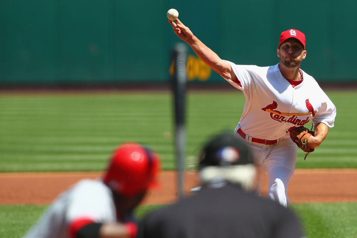 St. Louis Cardinals starter Adam Wainwright's allowed a ton of home runs so far. Will he keep it up, or keep them down?