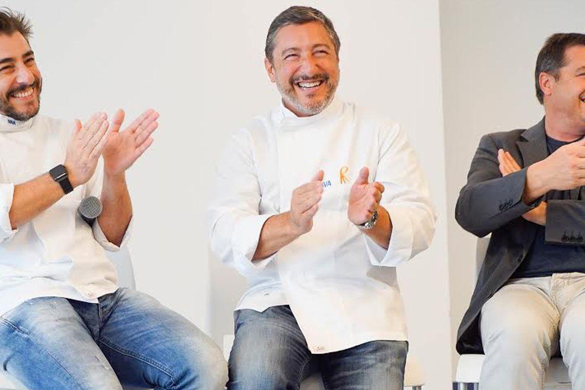 Left to Right: Jordi, Joan, Josep Roca