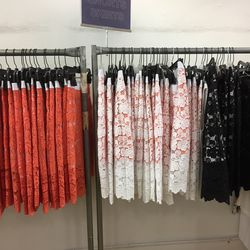 Skirts, $100