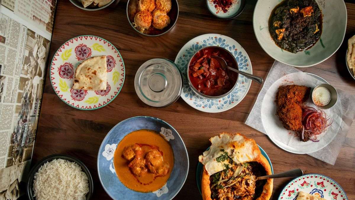 Homestyle Indian cuisine at Adda