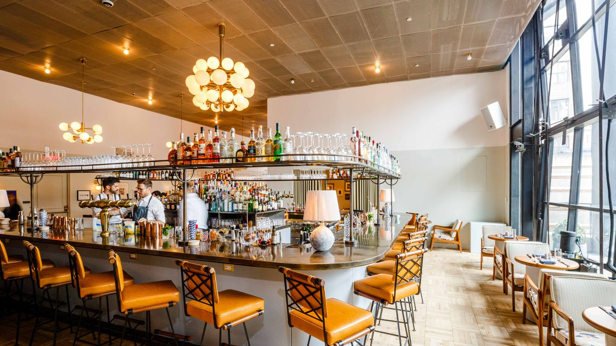 klein s opens in williamsburg s hoxton hotel a bid to be a