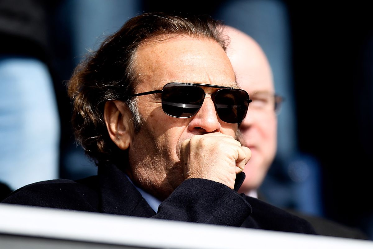 Cellino on a 79-day hiatus from Leeds United