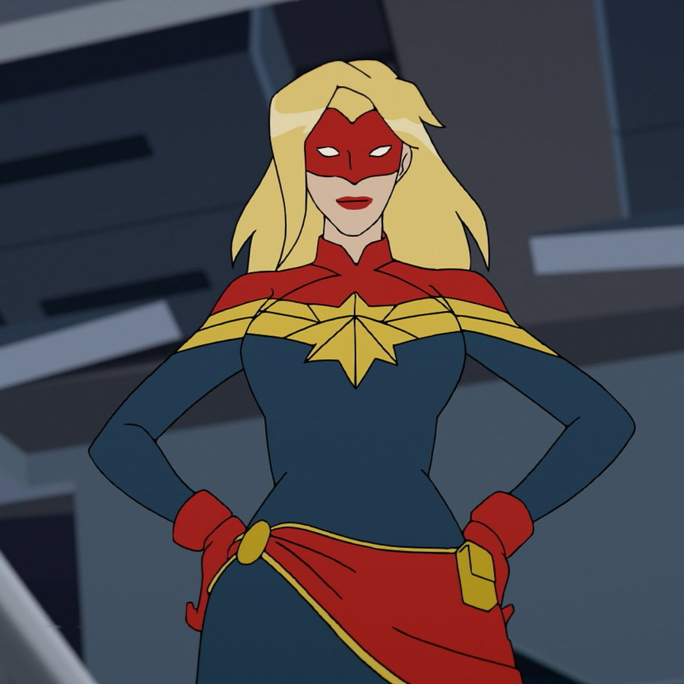 disneynow is streaming a free animated captain marvel movie