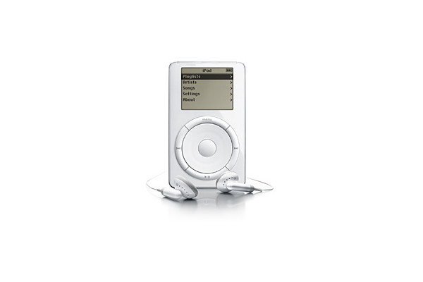 The Ipod Turns 15 A Visual History Of Apple S Mobile Music Icon The Verge