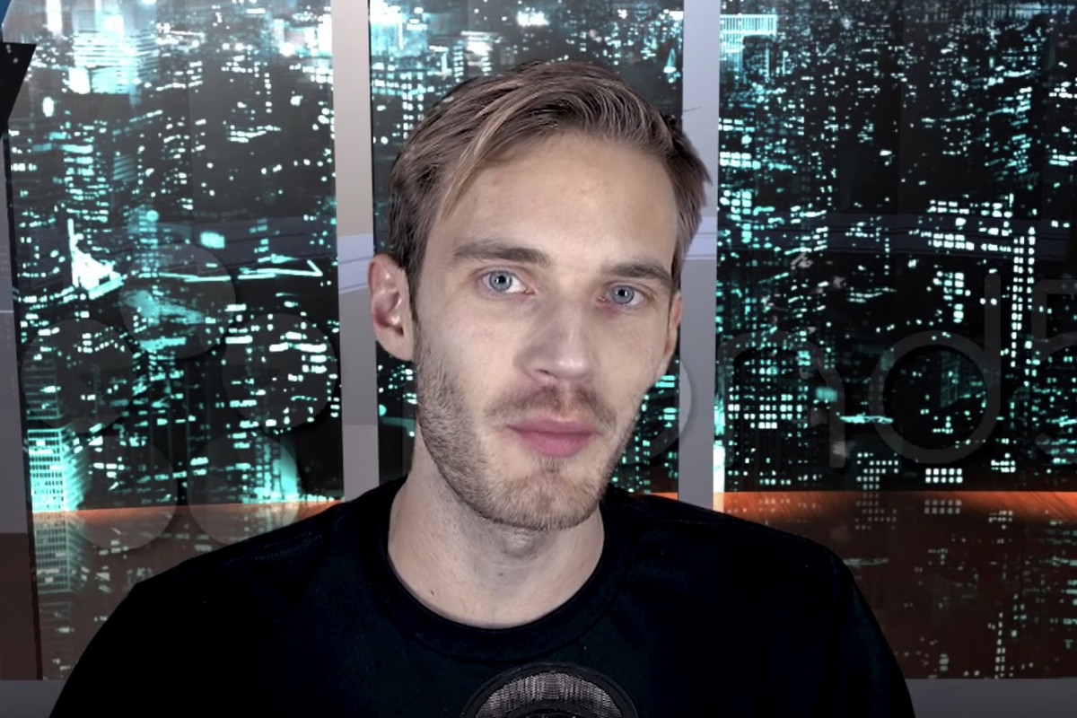 Pewdiepie Gives Shout Out To Hateful Anti Semitic Youtube Channel Series Circuit 4 Leds Felix Kjellberg In His Most Recent Episode Of Pew News