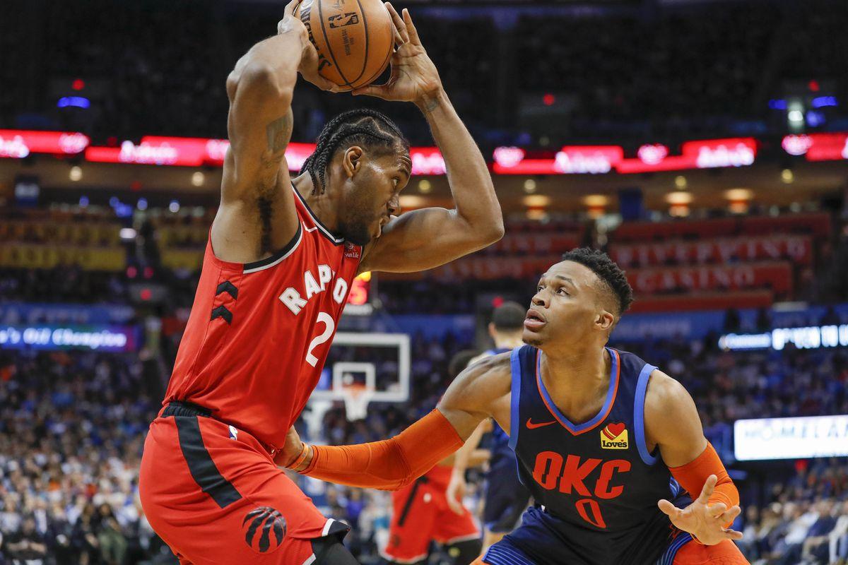 Game Recap: Toronto Raptors vs. Oklahoma City Thunder
