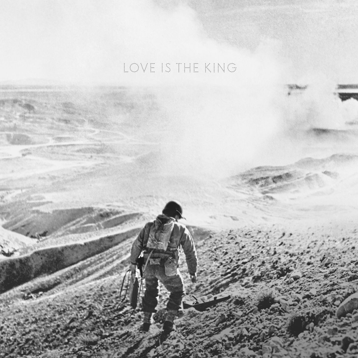 """This cover image released by dBpm Records shows """"Love is the King"""" by Jeff Tweedy."""