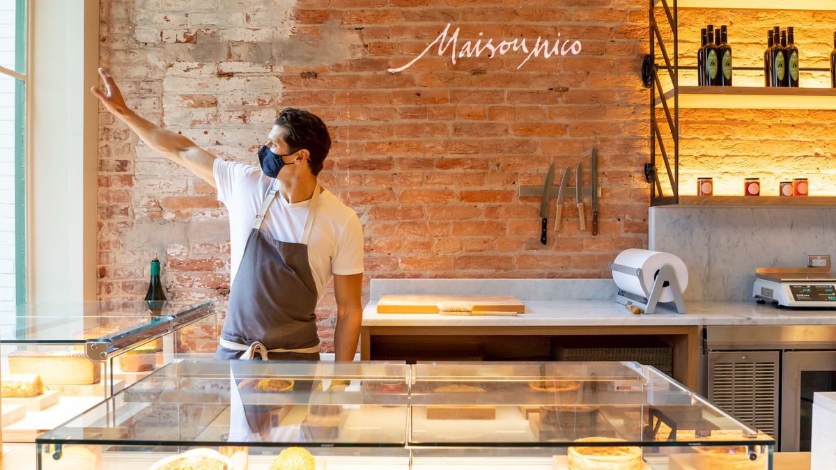 Chef Nico of Maison Nico
