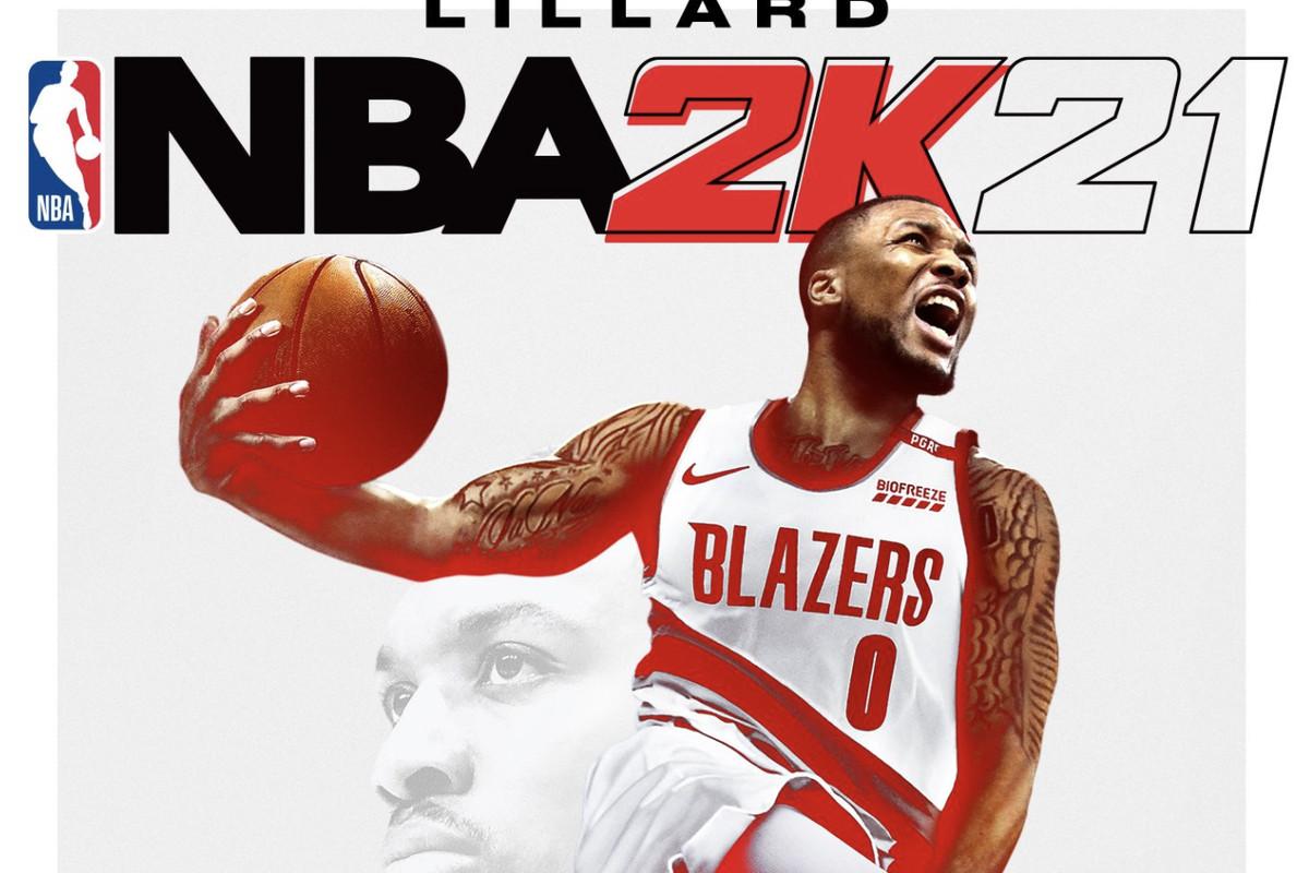 Portland Trailer Blazers star Damian Lillard has been chosen as the cover athlete for NBA 2K21. .