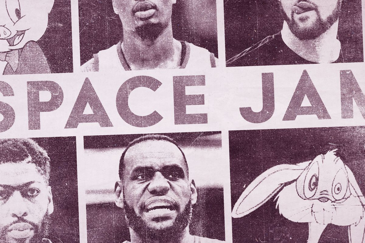 Is Space Jam 2 A Way For Lebron James To Skirt The Salary Cap