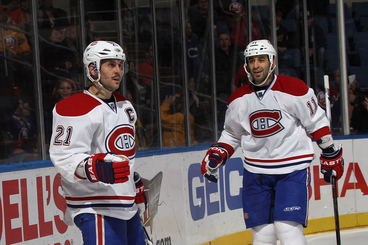 These two guys are way more important to the Montreal Canadiens than people think. (Photo by Bruce Bennett/Getty Images)