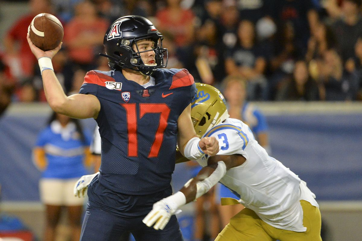 Arizona football not ready for primetime...yet