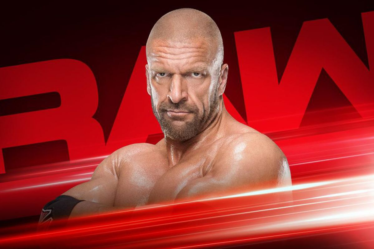 Wwe raw results live blog sept 10 2018 hell in a - Monday night raw images ...