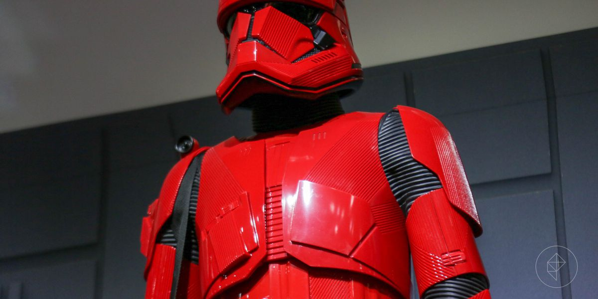 Here's every life-sized Star Wars stormtrooper at SDCC, including Sith Troopers