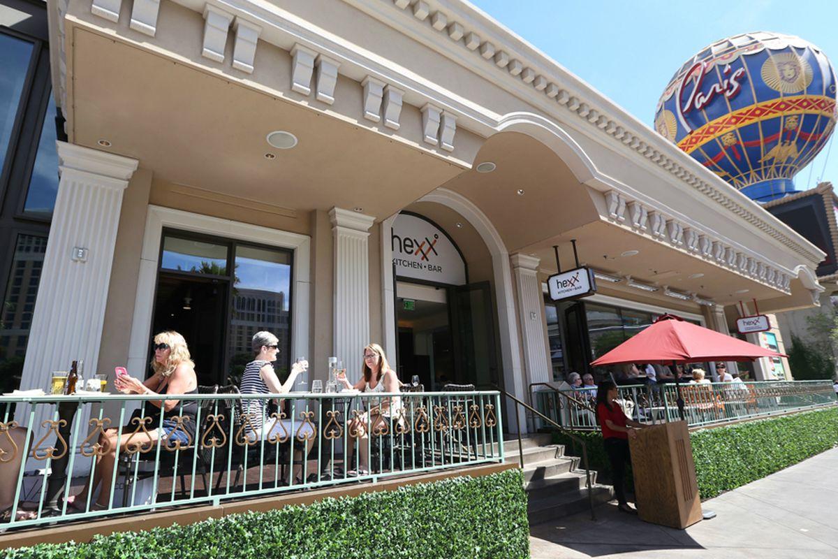 Hexx Kitchen & Bar Now Casts a Spell Over Brunch - Eater Vegas