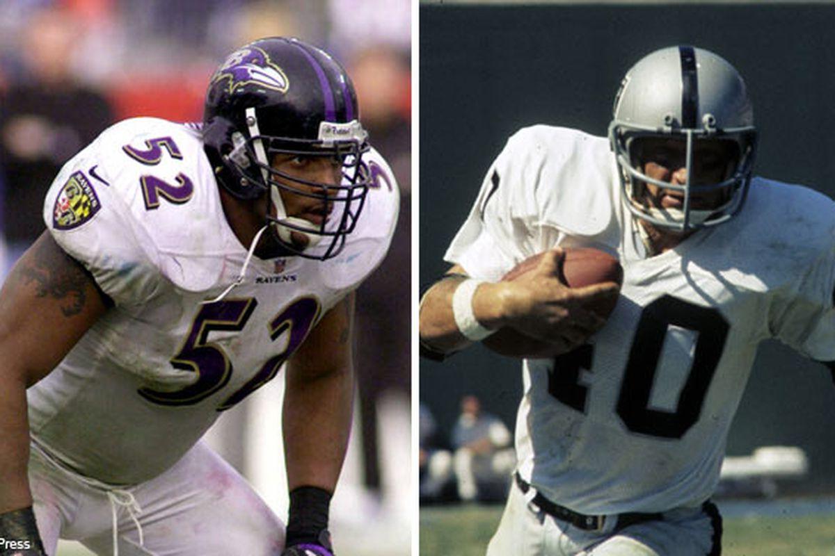 2000 Ravens vs. 1976 Raiders (NFL.com)