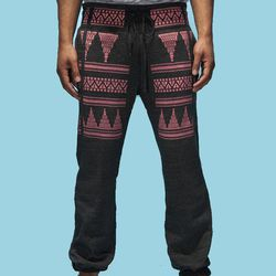 """<strong>PVBLIC</strong> Tortuga Fleece Pant, <a href=""""http://www.pvblic.bigcartel.com/product/tortuga-fleece-pant-heather-black"""">$120</a>. Save 25% off with code PVBLIC25"""