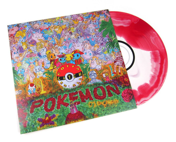Pok 233 Mon Red And Blue Vinyl Now Shipping To Fans And Music